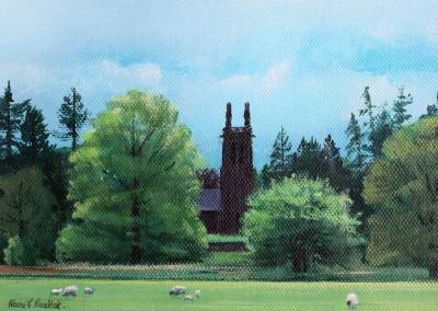 May, Closeburn Church