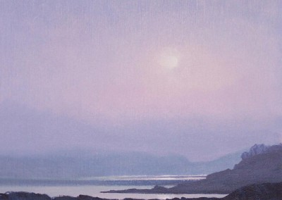 Misty Sunset, Rockcliffe