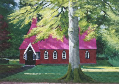 The Little Red Church