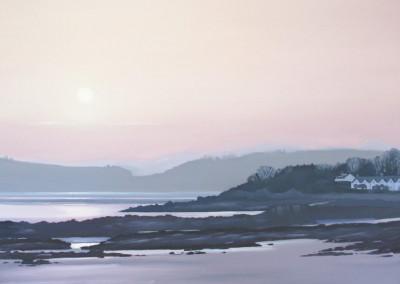 Sunset Rockcliff