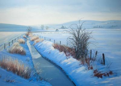 Frozen, The Bogrie Burn